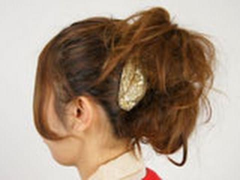 ミディアムヘアアレンジ・髪型 ...