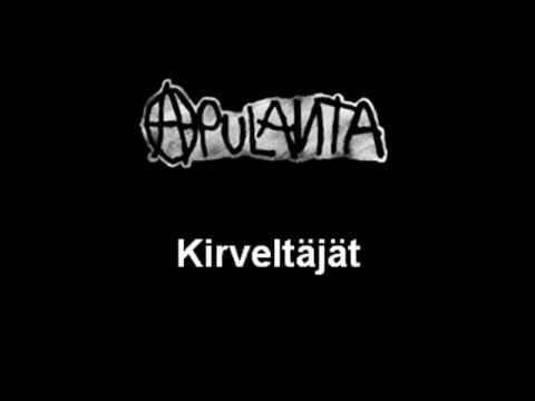 Apulanta - Kirveltäjät