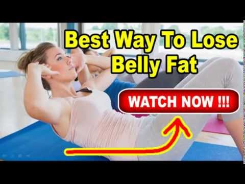 Quick Weight Loss   How To Burn Belly Fat Fast