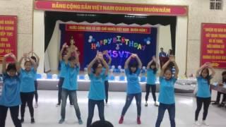 """Flashmob """"Such a happy day - Mi Mi Mi"""" by Máu Tài Nguyên"""