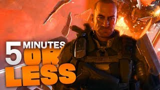 5 MINUTES OR LESS: The Campaign Overlooked by 90% of Players - Black Ops 3 Truly Explained