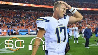 Chargers, Broncos showed 'football character' on Monday Night Football   SC with SVP   ESPN
