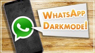 WhatsApp-News 📲 Dark Mode, Namensänderung, neue Features