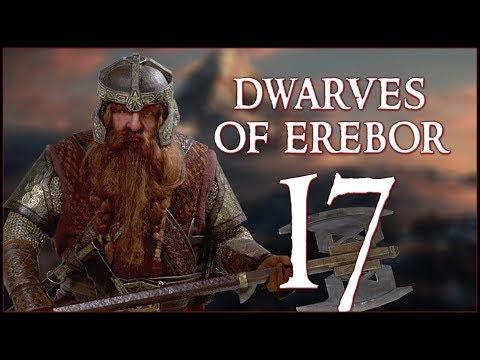 SIEGE OF ONAZANAR - Dwarves of Erebor - Third Age Total War: Divide and Conquer - Ep.17!