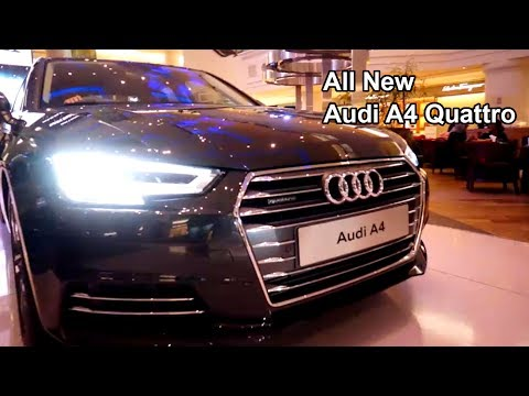 Video Preview  All New  Audi A4 TFSI Quattro, Makin Bertenaga, Cerdas dan Efisien