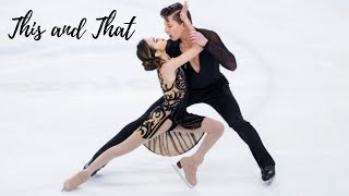 This and That: The Split, The International Skating Union Awards & The Pride Article