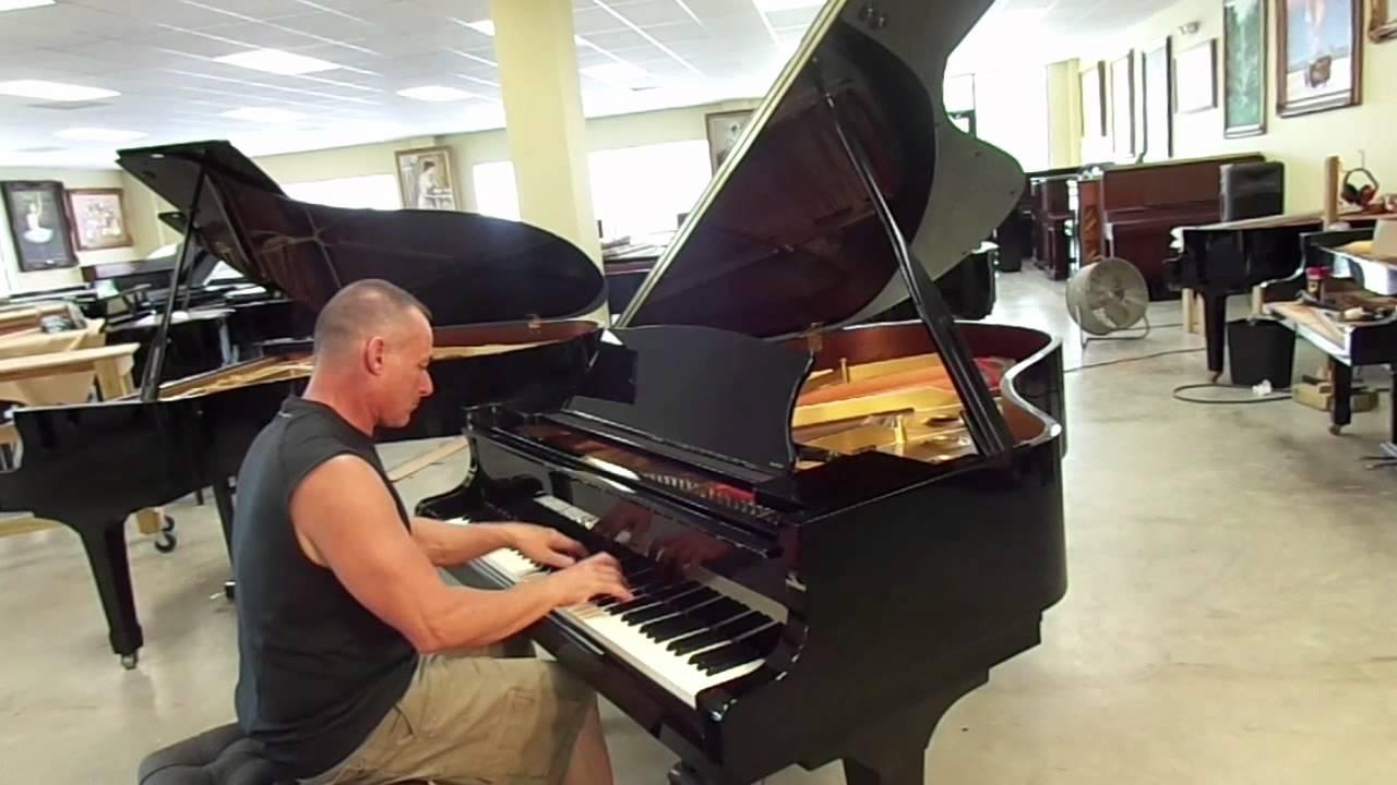 Kawai Rx 2 Baby Grand Piano Youtube