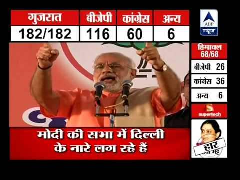 Narendra Modi Raises National Pitch In His Victory Speech video
