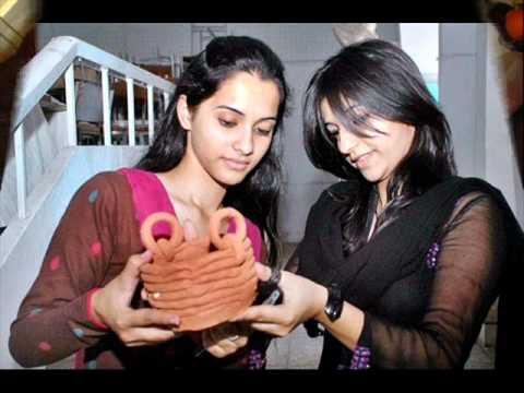 Chandigarh Diya Kudiya With Vicky video