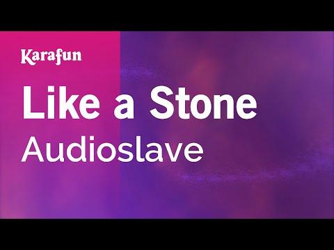 Karaoke Like a Stone - Audioslave *