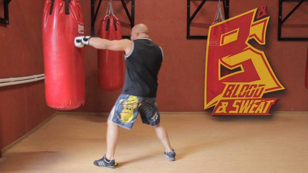 Уроки бокса для начинающих в домашних условиях 91