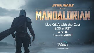 The Mandalorian | Live Stream Q&A