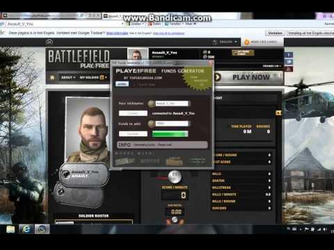 Battlefield Play4Free: FUNDS GENERATORS SUCK!!!