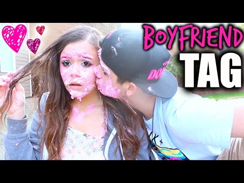 Boyfriend Tag!!! | Krazyrayray video