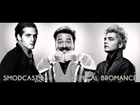 Kevin Smith's SModcast - Interview with Gerard and Mikey Way (2 Way Street)