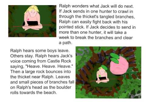 An Analysis of the Characters Piggy, Ralph and Simon in the Story of Lord of the Flies