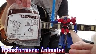 ?Transformers: Animated? Theme Song (Guitar Cover)