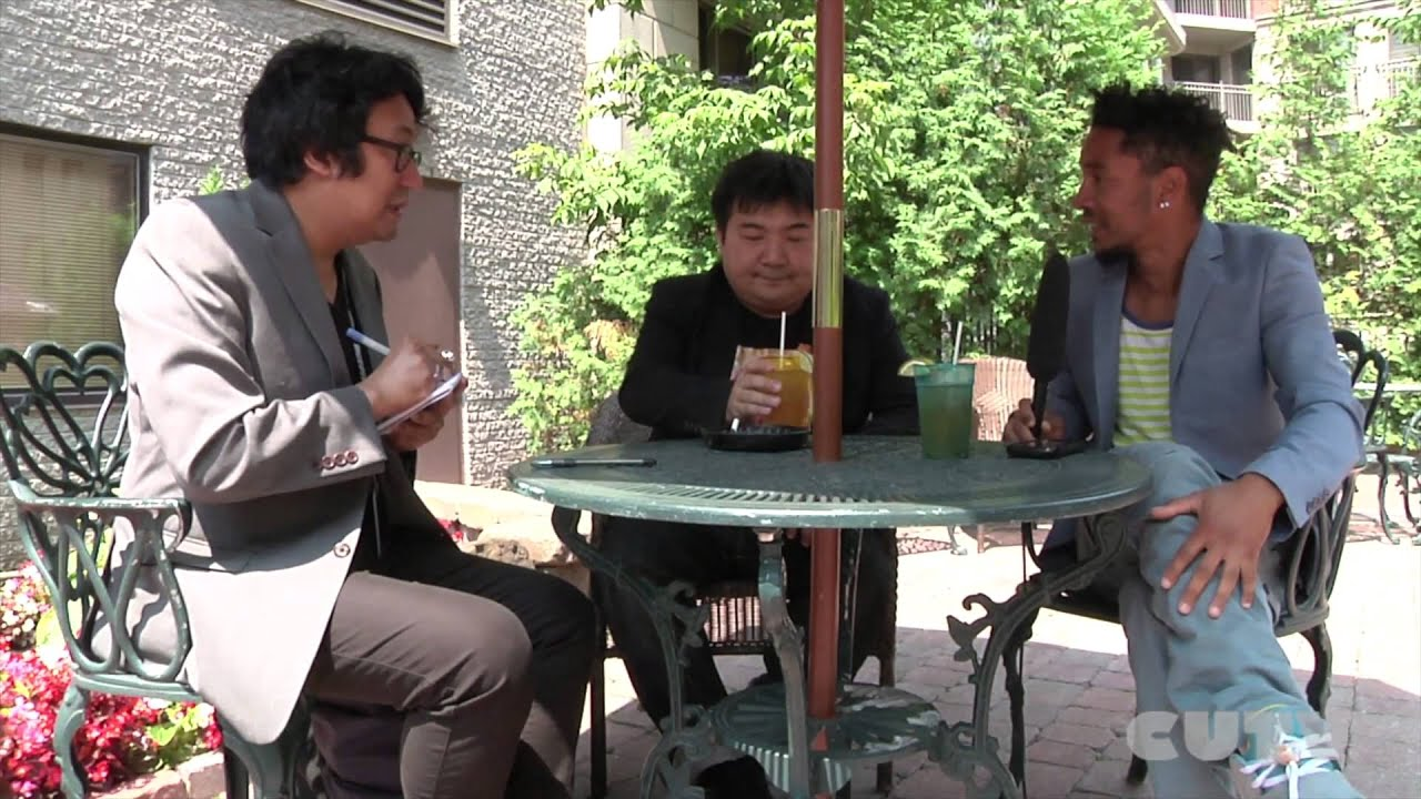 Noboru Iguchi in Conversation with BFF