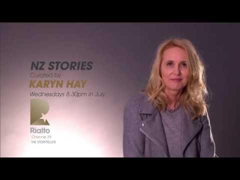 KARYN HAY PRESENTS 'NZ STORIES'