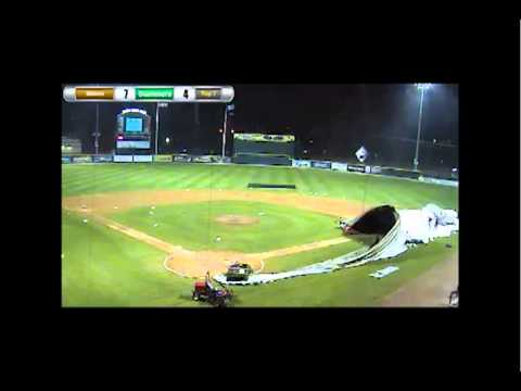 Tarpocalypse 2012 - The Joliet Slammers vs. The Tarp