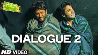 Boht Andhera Hai, Hum Mar Gaye Hai Kya? | Dialogue 2 | Welcome 2 Karachi