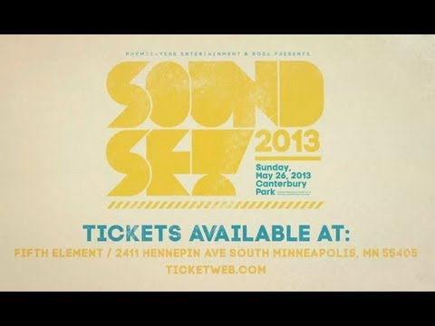 Soundset 2013 - Let's Go!
