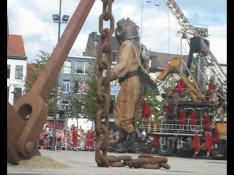 Royal Luxe Royal de Luxe Antwerpen