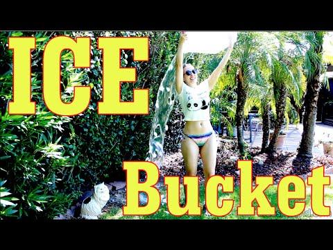 ALS ICE Bucket Challenge | Olga Kay