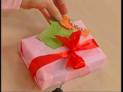 Подарки своими руками на ютубе