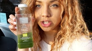 The 1 Day Juice Cleanse ♡ VLOG