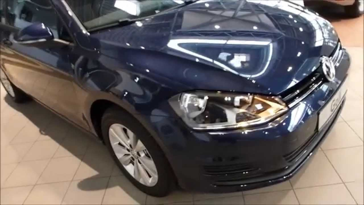 2013 VW Golf VII (7) ''Comfortline'' 1.4 TSI 140 Hp 212 Km/h 131 mph * see also Playlist - YouTube