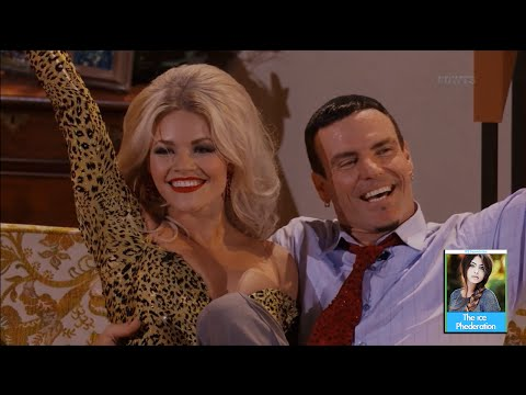 Vanilla Ice & Witney Married w/ Children Performance on Dancing with the Stars | LIVE 9-19-16
