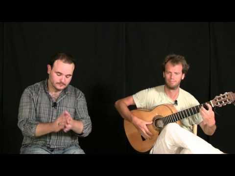Tangos de triana y extremeños: Extremadura