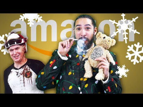 HOLIDAY GIFT GUIDE 2017 : PART ONE ? AMAZON PRIME TIME