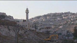 Jerusalem backs Arab housing project
