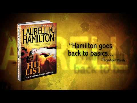 Laurell K. Hamilton - Hit List (Official Book Trailer)