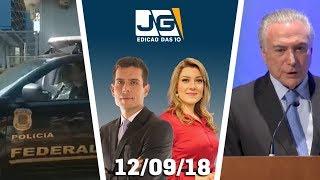 Jornal da Gazeta - Edição das 10 - 12/09/2018