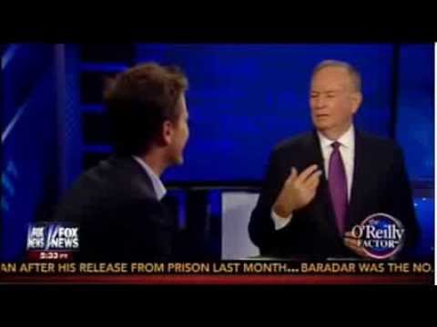 Bill O'Reilly Intervies Rob Lowe (Killing Kennedy)