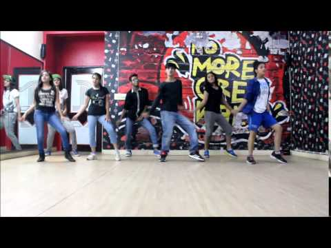bang bang choreography by delhi dancing