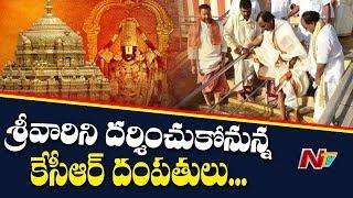 సతీసమేతంగా జగన్ ప్రమాణ స్వీకారానికి ఒకరోజు ముందే విజయవాడకు.. | KCR To Visit Vijayawada Temple