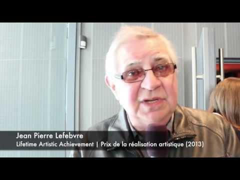Interview with Jean Pierre Lefebvre | Entrevue avec Jean Pierre Lefebvre