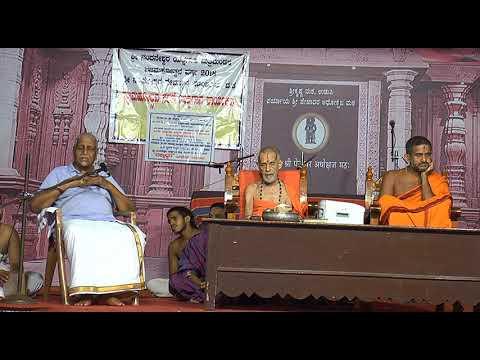 14.10.2017 Pravachana By Bannanje Govindacharya