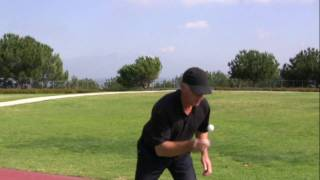 Whole Brain Golfer- Hand Eye Coordination Exercise