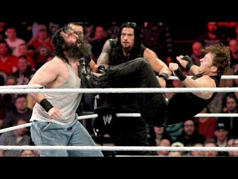 Wwe Elimination Chamber 2 23 2014 - Full Review video