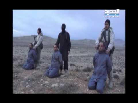"""رسالة من """"داعش"""" الى الحريري – جنبلاط – جعجع"""