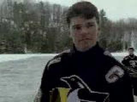 Hockey Commercial for ESPN.