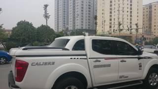 Nắp thùng xe bán tải nissan navara np300
