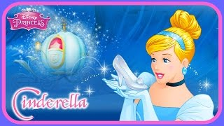 ♡ Disney Princess & Royal Celebration ♡ Cinderella