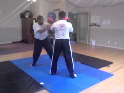 Instructional Series Part 3 - Jun Fan Kickboxing Image 1
