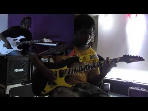 Chasing the Sun Guitar Cover - Original Composed by Baiju Dharmajan...